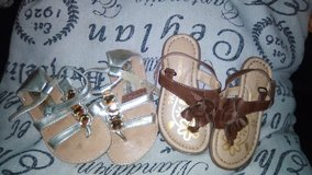 Sz 7 Little Girl Shoes in Fort Drum, New York