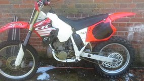 1990,s Honda cr 250 EVO (MAY PX OR SWAP) in Lakenheath, UK