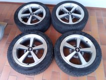Winter wheels and tires in Baumholder, GE