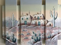 !!REDUCED - Was $100!! Southwest Acrylic Painting in Yucca Valley, California