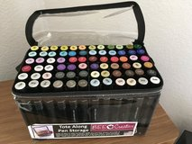 Spectrum Noir Alcohol Markers in Travis AFB, California