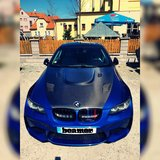BMW M3 Optik (E92), STUNNING, Akrapovic exhaust, CARBON fibre, many mods in Ramstein, Germany