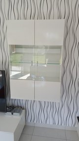 hanging display case white in Ramstein, Germany