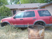 03 explorer 4x4 PARTS in Alamogordo, New Mexico