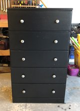 Repainted Dresser in Fort Leonard Wood, Missouri