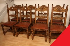 Freddy's - Set of 8 chairs in Spangdahlem, Germany