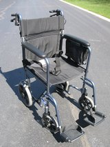 Transport Chair in Naperville, Illinois