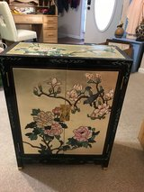 Gold & Black Asian Cabinet in Fort Campbell, Kentucky