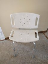 Adjustable Shower Chair in Naperville, Illinois