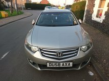 Honda accord 2.2 i-DTEC EX in Lakenheath, UK