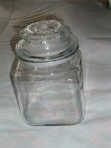 apothecary jar 4x4x7H in Glendale Heights, Illinois