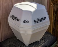 Tailgator Sat Dish and Receiver in Minneapolis, Minnesota