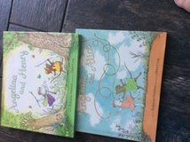 Two Angelina Ballerina books in Chicago, Illinois
