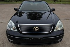 2002 Lexus LS 430 - One Owner - Navigation in The Woodlands, Texas