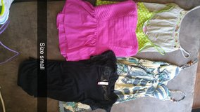 Size small womens clothes in Camp Pendleton, California