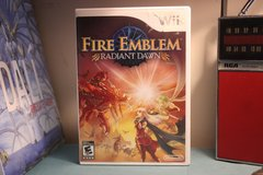 Fire Emblem Radiant Dawn in Perry, Georgia