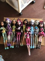 Monster High Dolls and Accessories in Warner Robins, Georgia