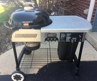 Weber Charcoal Grill Cart in Chicago, Illinois