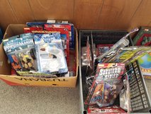 New various wrestling figures in the packages choice in Alamogordo, New Mexico