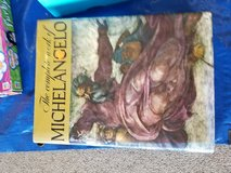 The complete work of Michael Angelo huge hard cover book in Alamogordo, New Mexico