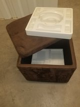 Gaming storage ottoman in Fort Campbell, Kentucky