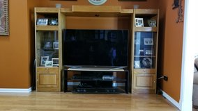 Entertainment Unit and TV stand in Oswego, Illinois