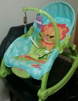 Fisher Price Baby Rocker in Alamogordo, New Mexico