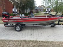 2004 Bass Tracker PT175 perfect condition in Fort Drum, New York