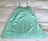 Mint Summer Dress. Size L. in Okinawa, Japan