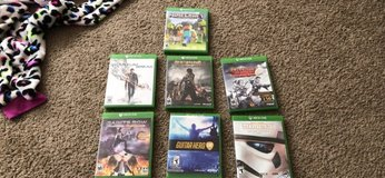 Xbox one games in Fort Riley, Kansas