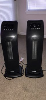 space heaters in Fort Riley, Kansas