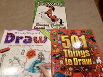 Learning to Draw Books in Naperville, Illinois