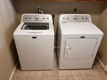 Washer/Dryer in Kingwood, Texas