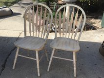 2 Windsor Back Chairs in Lockport, Illinois