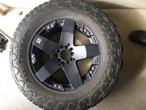 5 Nito All Terrain Tires 325/60/R20 in Fort Carson, Colorado