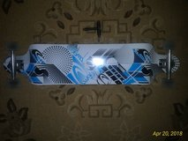 Brand New (Out of the Box) Longboard Skateboard in Ramstein, Germany