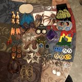 earring lot (play jewelry) in Fairfield, California