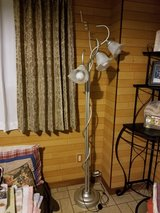 Lamp stand in Okinawa, Japan