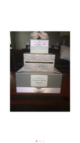 Wedding Card Box in Chicago, Illinois