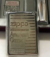 ZIPPO Lighter Limited Edition #0000, 1994 (New) in Okinawa, Japan
