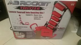 Ab Rocket Twister, for Total Abdominal Workout in Okinawa, Japan