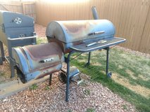 charcoal grill in Fort Carson, Colorado