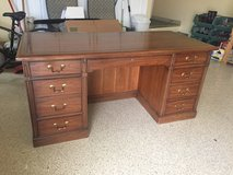 Vintage Executive Desk in St. Charles, Illinois