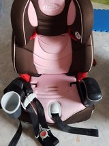 Graco Nautilus 3-in-1 Carseat (pink) in Ramstein, Germany