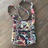 Vera Bradley Happy Snails hipster crossbody purse in Warner Robins, Georgia