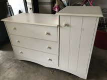 Dresser changing table in St. Charles, Illinois