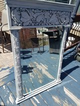 antique bevelles mirror in New Lenox, Illinois