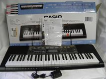 Casio's LK-265 61 lighted, full-size touch-sensitive key keyboard NEW in Huntington Beach, California