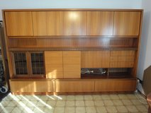Living Room Cabinet, also as a basement shelf to give away. Very good condition in Wiesbaden, GE