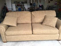 Tan Sleeper Sofa in Glendale Heights, Illinois